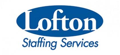 Lofton logo.
