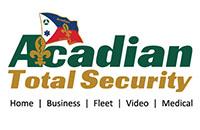 Acadian Total Security Logo
