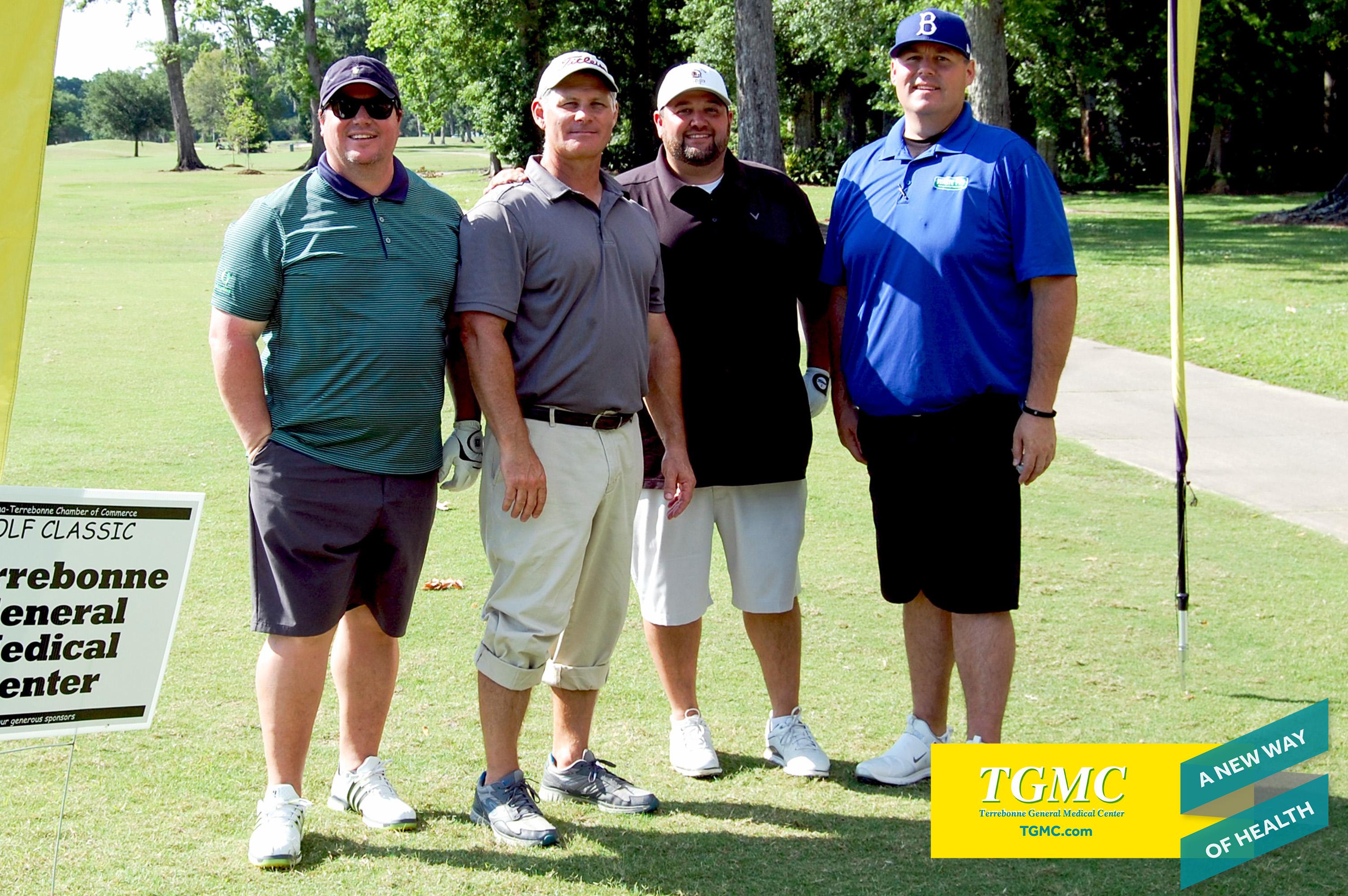 2019 Golf Classic Teams